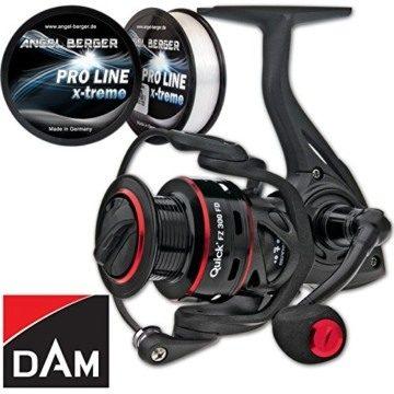 DAM Quick FZ 300 FD Spinnrolle (Rollenserie) -