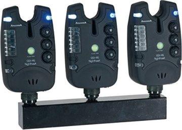 Anaconda Nighthawk GSX-R6 3+1 Funkbissanzeiger Set -